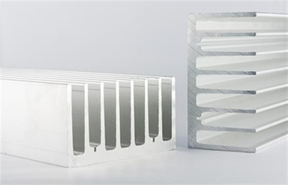immagine anteprima Aluminium für Wärmetauscher verwenden
