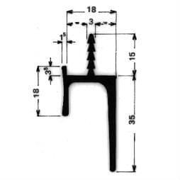 image-Möbel-Griffleisten - Art. 3961