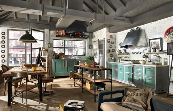 immagine anteprima Profile in der Küche, wenn das Aluminium dem Design begegnet