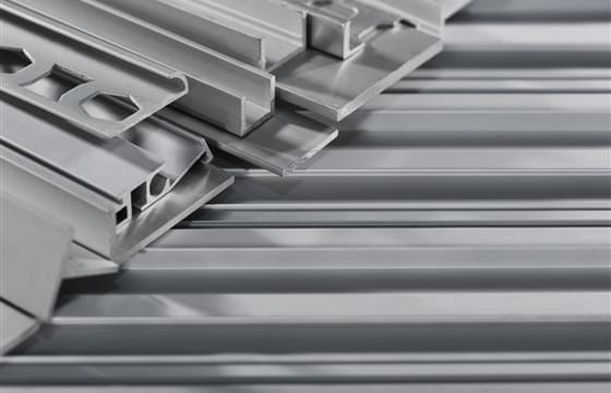immagine anteprima Strangpress-Aluminium von hoher Qualität