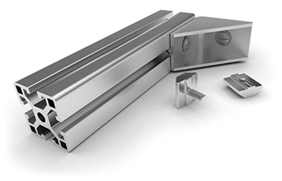 immagine anteprima Strangpressen von Aluminiumprofilen mit hoher Präzision, auch bei kleinen Formteilen