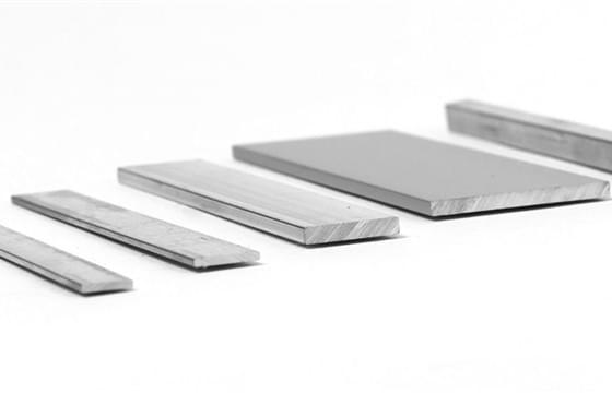 immagine anteprima Aluminum flat bars: the simplest profile