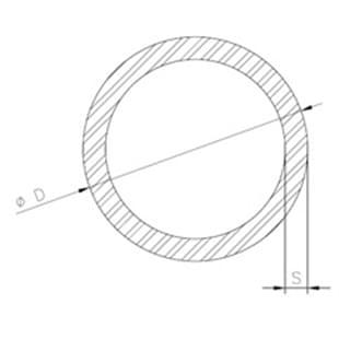 image-Aluminum round tubing