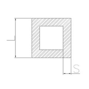 image-aluminum square tubing