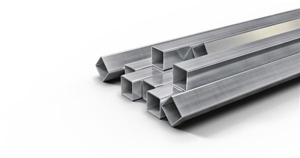 anodized aluminum pipe