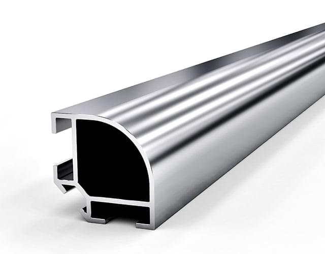 immagine Aluminum extrusions customised based on the clients' requirements