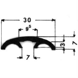 image-Molduras con enganche para tornillo - Art. 3058
