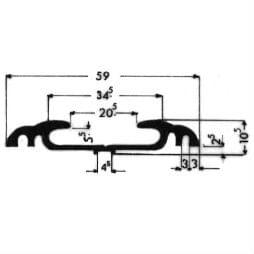 image-Molduras para vehículos - Art. 3140