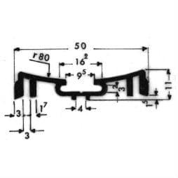 image-Molduras para vehículos - Art. 3561