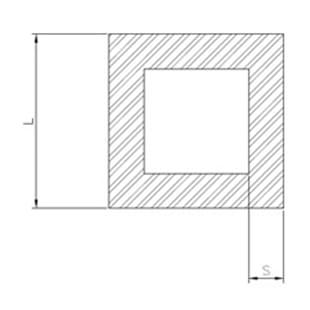 image-Tubos cuadrados