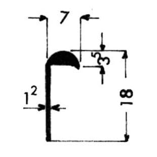 image-Barres angulaires en aluminium