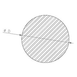 image-Barres rondes