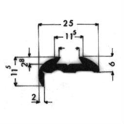 image-Bordures pour véhicules automobiles - Art 3371