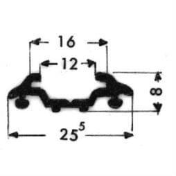image-Bordures pour véhicules automobiles - Art 3526