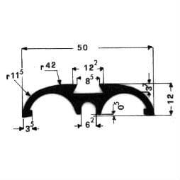 image-Bordures pour véhicules automobiles - Art 3687