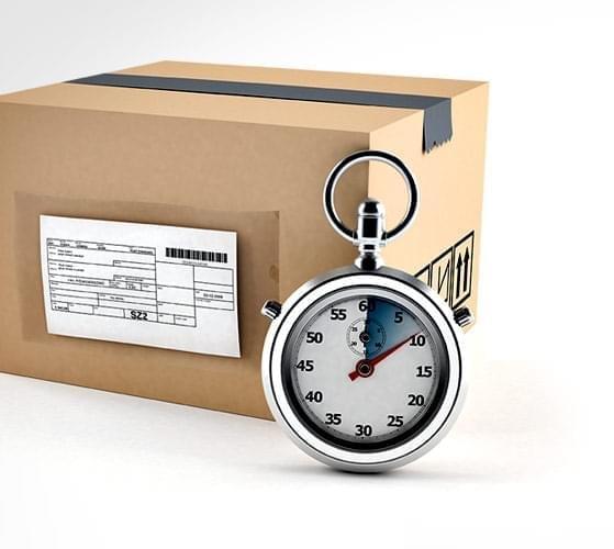 immagine Délais de livraison courts et support en cas d'urgences