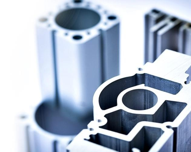 immagine Possibilité de produire des petits lots d'aluminium extrudé