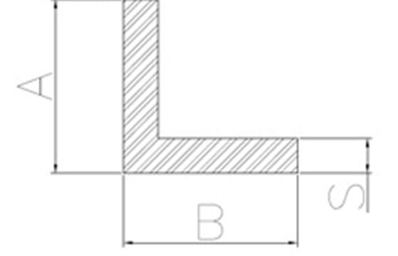 immagine anteprima Profilés angulaires à côtés égaux Profall de très haute précision