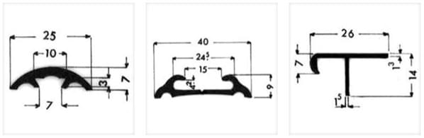 special-size-aluminum-angle-extrusions
