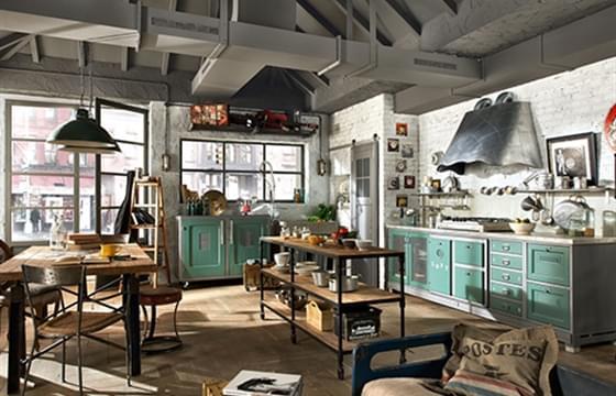 immagine anteprima Arredare casa con i tubi in alluminio