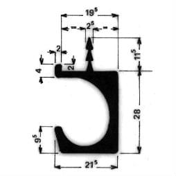 image-Maniglie per mobili - Art 3996