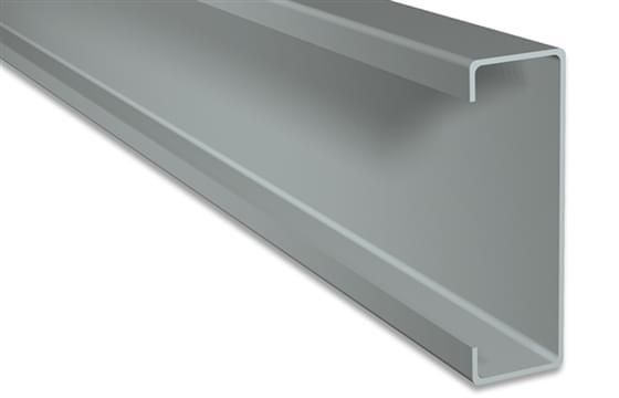 immagine anteprima Profilati C in leghe d'alluminio: la gamma Profall, dimensioni e tolleranze