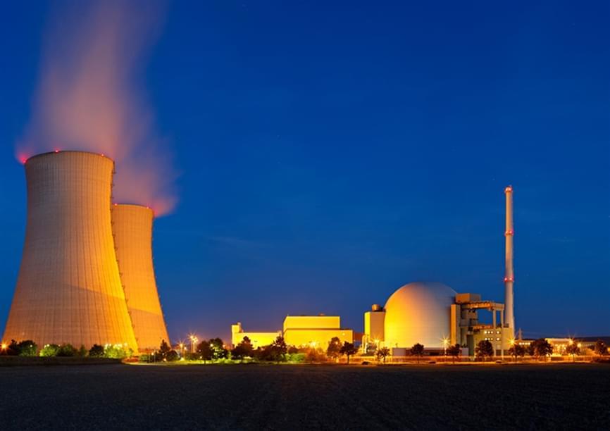 image Profilati in alluminio per tecnologia nucleare
