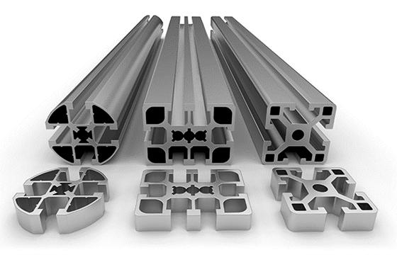 immagine anteprima  Profilato in alluminio: il profilo giusto per ogni applicazione