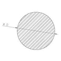 profili alluminio barre tonde