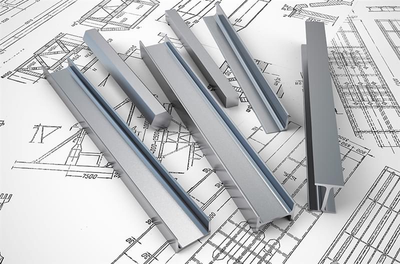Profili angolari alluminio per pareti mobili 5 vantaggi - Profili alluminio per finestre ...