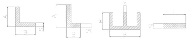 standard-aluminum-extrusion-profiles